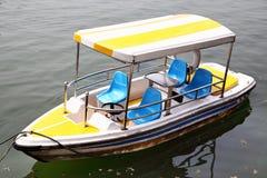 Recreation boat Stock Photos