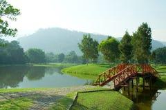 Recreation Park Royalty Free Stock Photo