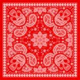 Red bandanna Stock Photos