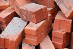Red Bricks Royalty Free Stock Photography