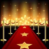Red Carpet Royalty Free Stock Photos