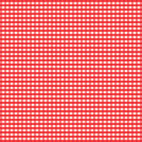 Red gingham Royalty Free Stock Photo