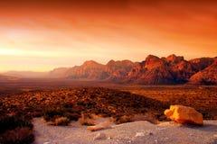 Red Rock Canyon, Nevada Stock Photos