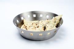 Regular Naan Bread Royalty Free Stock Photo