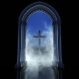 Religion abstract Stock Image