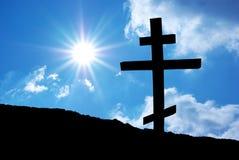 Religion cross Royalty Free Stock Photos