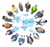 Research Study Report Response Result Action Concept Stock Images