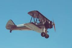 Retro plane Stock Photography