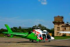 Riga aviation festival 2013 Stock Images