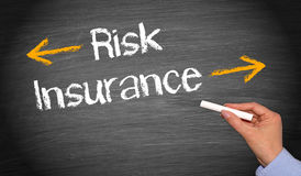 Risk and insurance Stock Photo
