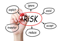 Risk Management Concept Royalty Free Stock Image
