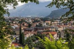 Riva del Garda Panorama Royalty Free Stock Image