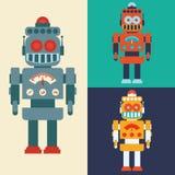Robot et conception de technologie Photo libre de droits