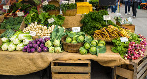 Rolnika rynek Zdjęcia Royalty Free