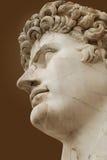 Roman bust Stock Photography