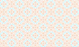 Romanian traditional seamless pattern - cdr format Stock Images