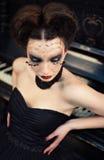 Romantic Beauty portrait Stock Photography
