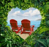 Romantic Getaway Royalty Free Stock Photography
