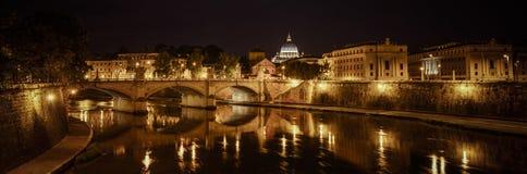 Rome at night Royalty Free Stock Image