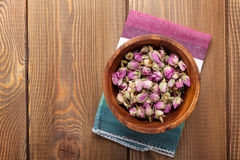 Rose flavour spice Royalty Free Stock Photos