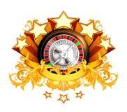 Roulette insignia Stock Photos