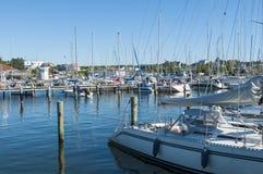 Royal Gothenburg Yacht Club Langedrag Sweden Royalty Free Stock Photo