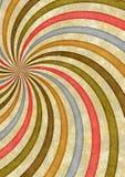 60s Retro Pop art Poster Stock Photo