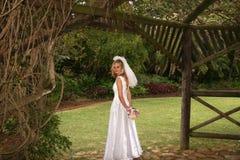 Sad bride Royalty Free Stock Photos