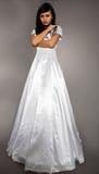 Sad bride Stock Photos