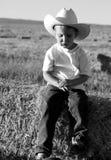 Sad cowboy Stock Photos