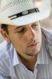 Sad cowboy Stock Images