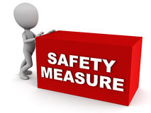 Safety measures Stock Photo