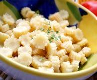 Salad of corn Stock Image