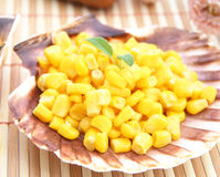Salade van graan Royalty-vrije Stock Afbeeldingen