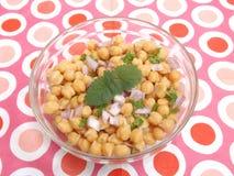 Salade van Kekers Royalty-vrije Stock Foto's