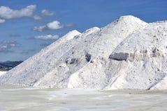 Salt industry Stock Photography