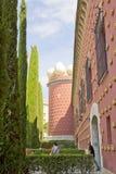 Salvador Dali-Museum in Figueras Stockbilder