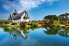 Sanphet Prasat Palace, Thailand Stock Image