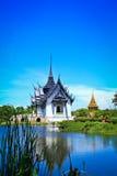 Sanphet Prasat Palace, Thailand Stock Photo