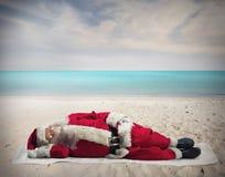 Santa Claus holiday Royalty Free Stock Photography