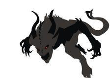 Satan Vector Stock Image