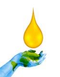 Save Fuel Concept Royalty Free Stock Photos