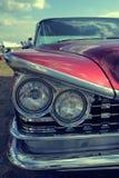 Scheinwerfer retromobiles Buick Electra 225 1959 Lizenzfreie Stockfotos