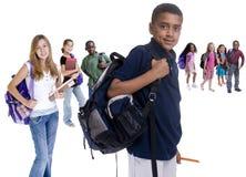 School Kids Diversity Royalty Free Stock Image
