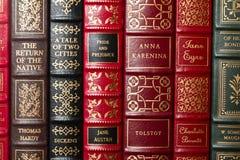 Schrijvers uit de klassieke oudheid van literatuur Royalty-vrije Stock Foto's