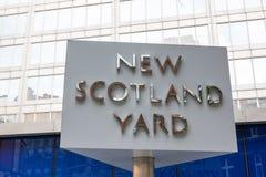 Scotland Yard Royalty Free Stock Photography