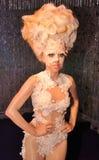 Señora Gaga Imagenes de archivo