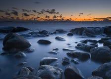 Sea sunrise Royalty Free Stock Image