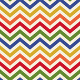 Seamless chevron grunge textured background Royalty Free Stock Images