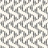 Seamless geometric ethnic pattern. Royalty Free Stock Image